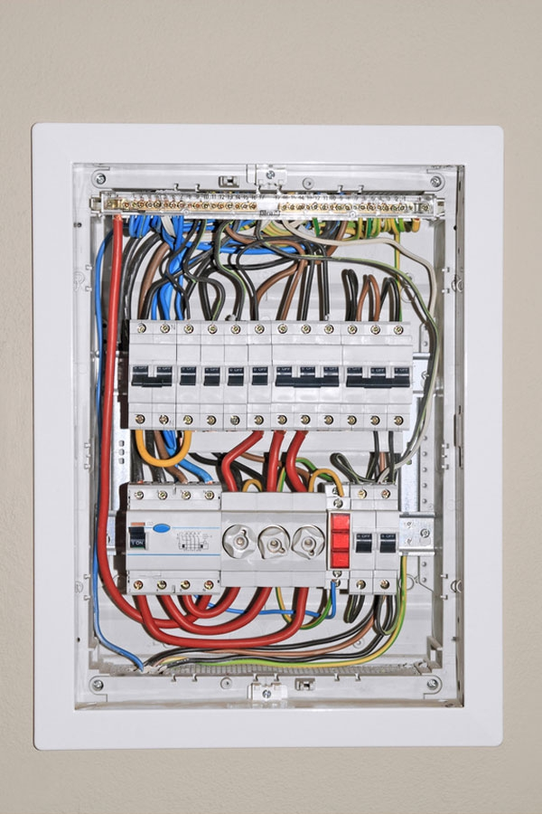 Electrical installations residential